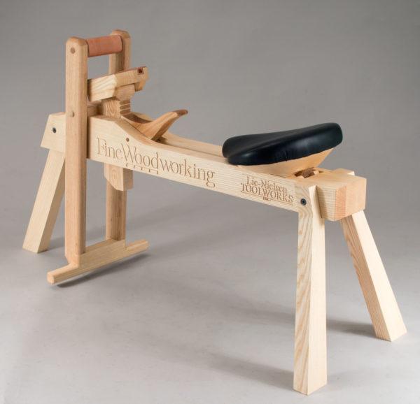 Boggs Shaving Horse Seat