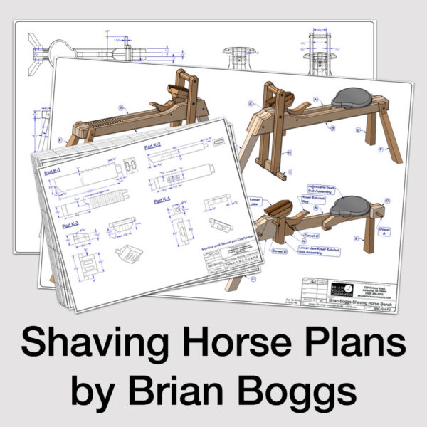 ingHorse Plans Blueprints by Brian Boggs